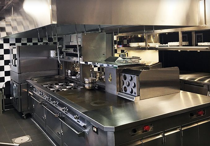 Baring Foodservice Equipment CO.